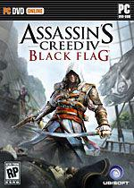 Assassin's Creed 4: Black Flag Box Art
