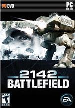 Battlefield 2142 Box Art