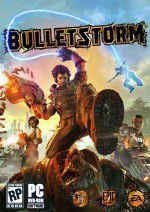Bulletstorm Box Art