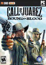 Call of Juarez: Bound in Blood Box Art