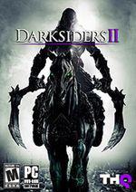 Darksiders 2 Box Art