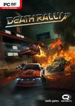 Death Rally Box Art
