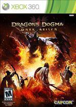 Dragon's Dogma: Dark Arisen Box Art