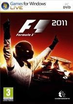 F1 2011 Box Art
