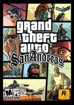 Grand Theft Auto: San Andreas Box Art