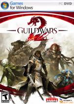 Guild Wars 2 Box Art