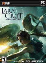 Lara Croft and the Guardian of Light Box Art