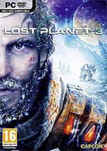 Lost Planet 3 Box Art