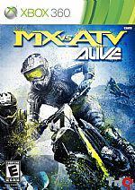 MX vs. ATV Alive Box Art