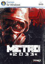 Metro 2033 Box Art