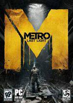 Metro: Last Light Box Art