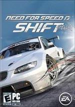 Need For Speed Shift Box Art