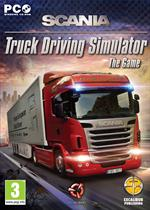 Scania Truck Driving Simulator: The Game Box Art