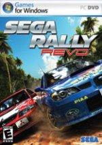 Sega Rally Revo Box Art