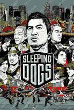 Sleeping Dogs Box Art