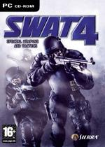 Swat 4 Box Art