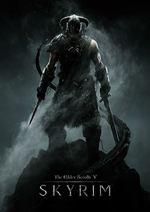The Elder Scrolls 5: Skyrim Box Art