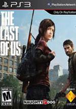 The Last of Us Box Art
