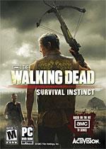 The Walking Dead: Survival Instinct Box Art