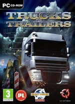 Trucks and Trailers Box Art