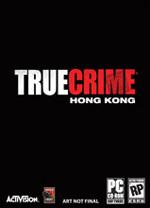 True Crime: Hong Kong Box Art