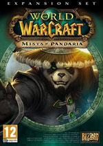 World of Warcraft: Mists of Pandaria Box Art