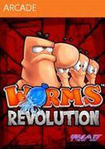 Worms Revolution Box Art