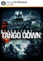 Blacklight: Tango Down Box Art
