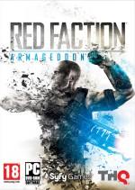 Red Faction: Armageddon Box Art