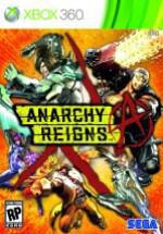 Anarchy Reigns Box Art