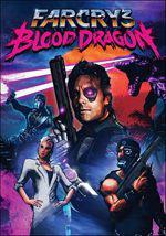 Far Cry 3: Blood Dragon Box Art