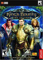 King's Bounty: The Legend Box Art