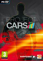 Project CARS Box Art