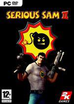 Serious Sam 2 Box Art
