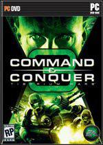 Command and Conquer 3: Tiberium Wars Box Art