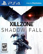 Killzone: Shadow Fall Box Art