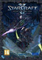 StarCraft II: Legacy of the Void Box Art