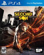 inFamous: Second Son Box Art
