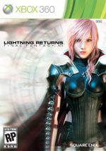 Lightning Returns: Final Fantasy XIII Box Art