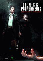 Sherlock Holmes: Crimes and Punishments Box Art