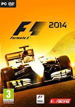 F1 2014 Box Art