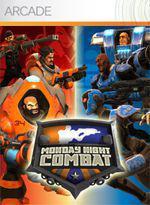 Super Monday Night Combat Box Art