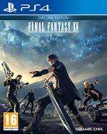 Final Fantasy XV Box Art