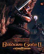 Baldur's Gate 2: Enhanced Edition Box Art