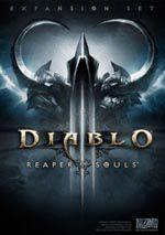 Diablo 3: Reaper of Souls Box Art