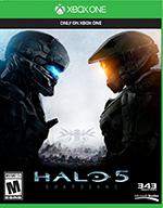 Halo 5: Guardians Box Art