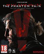 Metal Gear Solid 5: The Phantom Pain Box Art