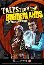 Tales from the Borderlands Box Art