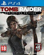Tomb Raider: Definitive Edition Box Art