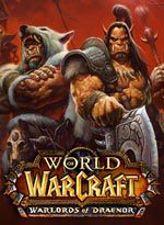 World of Warcraft: Warlords of Draenor Box Art